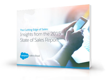 Insights from the 2015 State of Sales