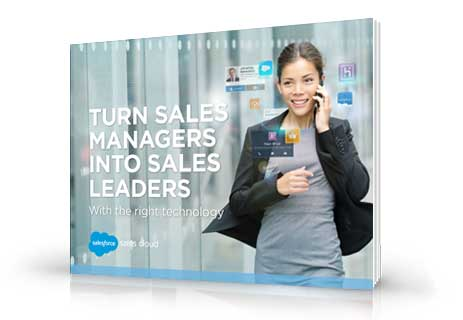 Turn Sales Managers Into Sales Leaders