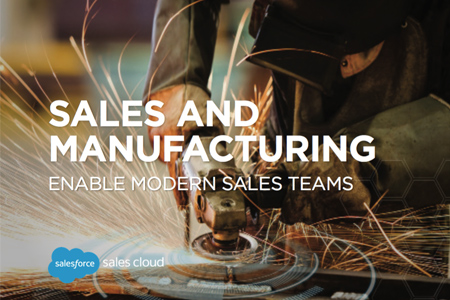 How Manufacturers Can Better Enable Modern Sales Teams