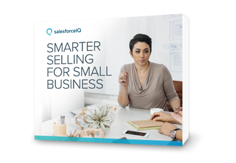 Smarter Selling for Small Business