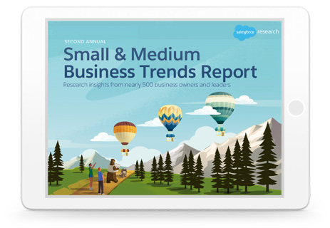 Connected Small Business Research Report