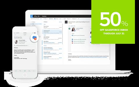 Salesforce Inbox - Limited Time Offer