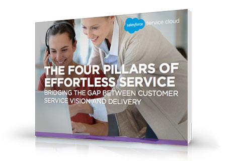The Keys to Effortless Customer Service e-book