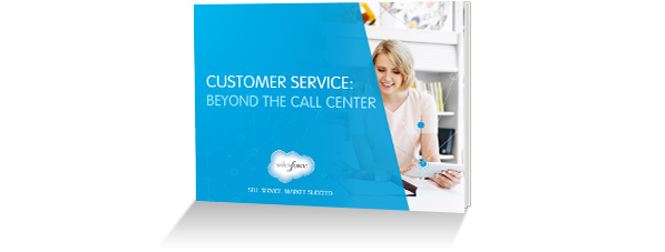 Customer Service: Beyond the Center e-book