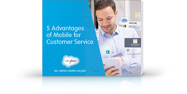 5 Advantages of Mobile for Customer Servic