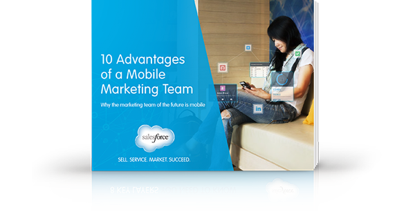 10 Advantages of a Mobile Marketing Team e-book