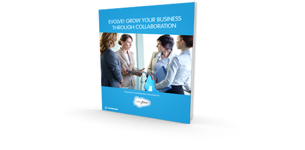 Sales Collaboration e-book