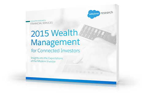 2015 Wealth Management for Connected Investors Report
