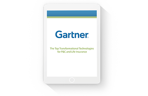 2017 Gartner Insurance Report