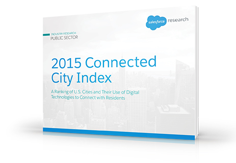 2015 Connected City Report