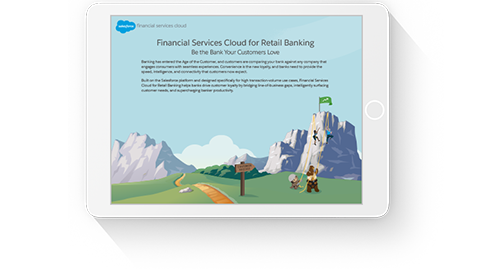 Financial Services Cloud datasheet