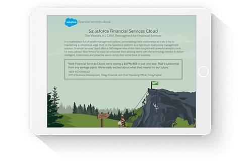 The Financial Services Cloud Advantage
