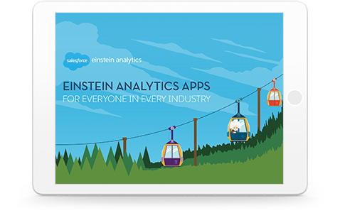 Einstein Analytics Apps for Every Industry