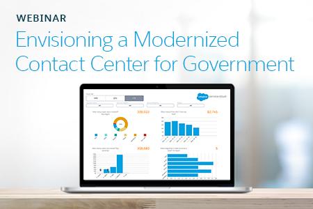 Federal Contact Center Webinar
