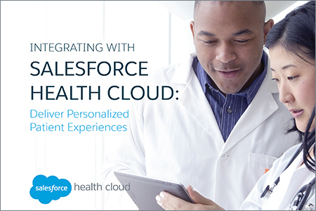 Salesforce Health Cloud - Integration