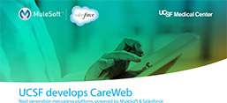 UCSF CareWeb, powered by Salesforce 1
