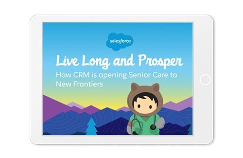Salesforce Integration e-book cover