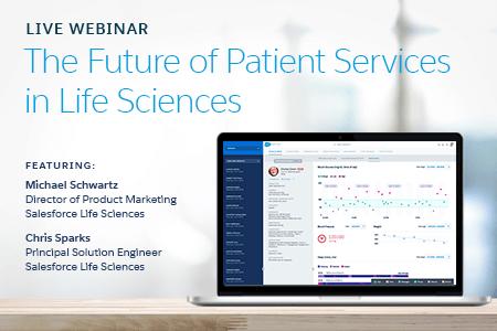 Patient Services webinar
