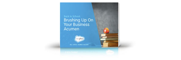 Back to School: Brushing Up On Your Business Acumen