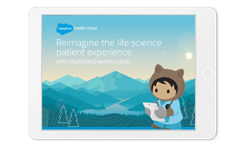 Reimagine the life science patient experience