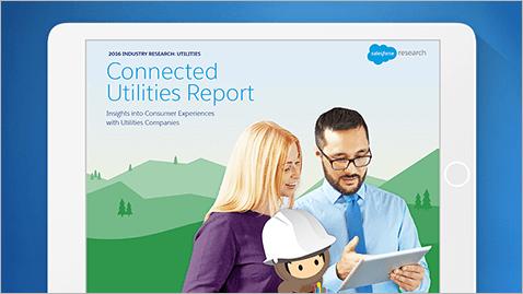 2016 Connected Utilities Report