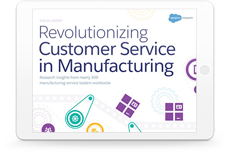 The State of Service in Manufacturing