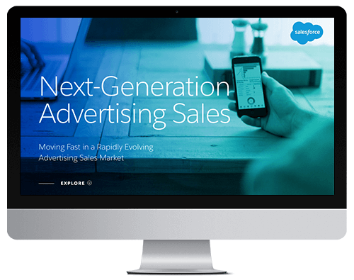 Next-Generation Advertising Sales