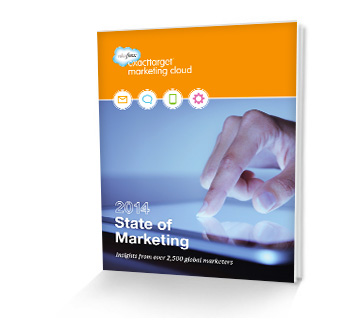 2014 State of Marketing Report