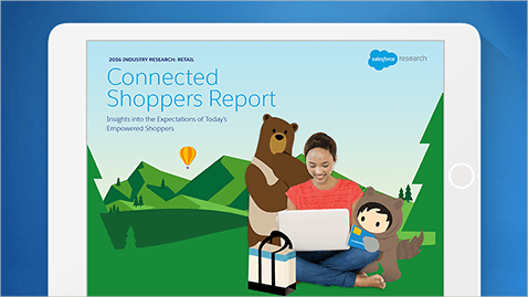 Connected Shoppers Report 2016