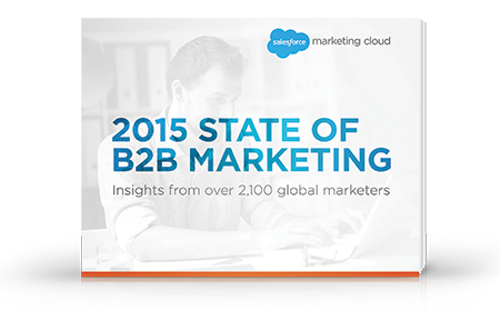 2015 State of B2B Marketing