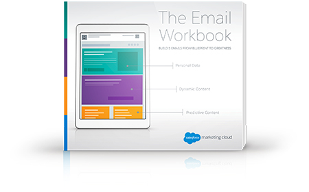5 Blueprints for Building Smarter Emails workbook
