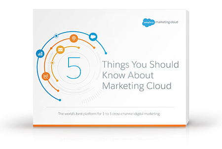 5 Things You Should Know About Marketing Cloud
