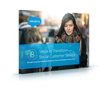8 Pasos para transformar el Social Customer Service