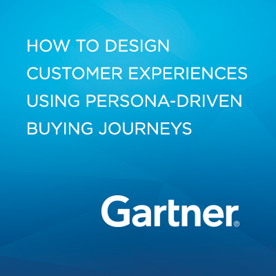 How to Design Customer Experiences Using Persona-Driven Buying Journeys