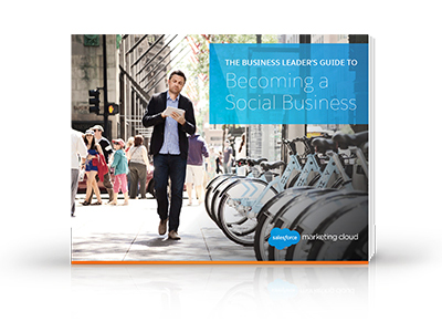The Business Leader's Guide to Becoming a Social Business