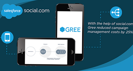 Gree Advertising Success Story