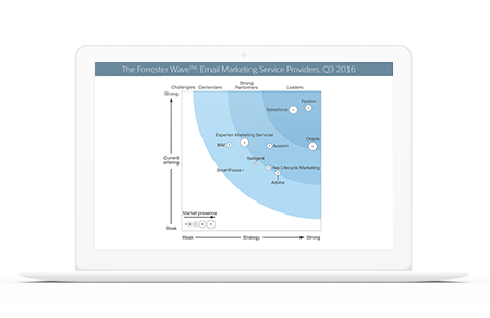 The Forrester Wave™: Email Marketing Service Providers, Q3 2016