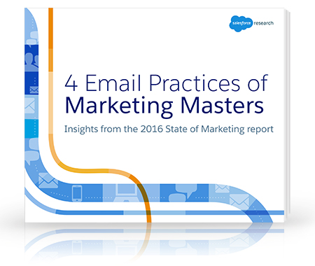 4 Email Practices of Marketing Masters