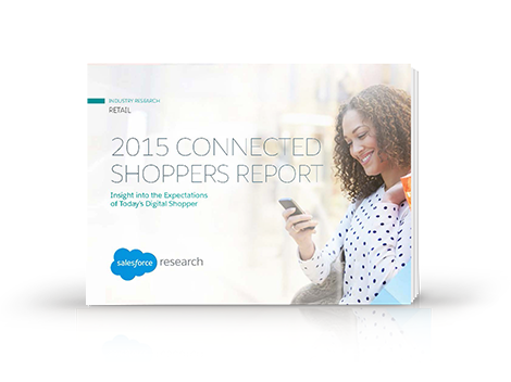 2015 Connected Shoppers Report
