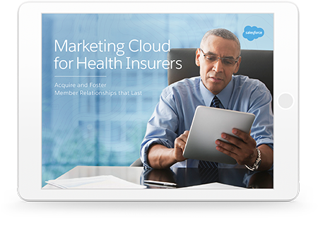 Marketing Cloud for Health Insurers