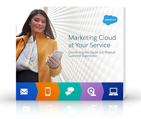 Marketing Cloud at Your Service