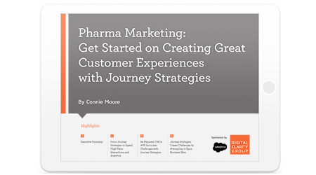 Whitepaper: Pharma Marketing Journeys