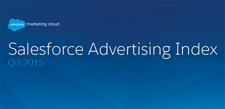 Salesforce Q3 2015 Advertising Index