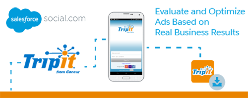 TripIt + Social.com: Evaluate and Optimize Ads Based on Real Business Results