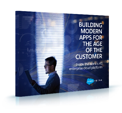 Building Modern Apps for the Age of the Customer E-book