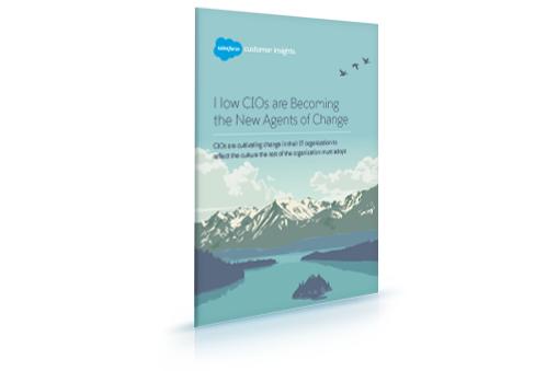 CIO Change Agent Report