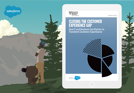 closing the customer experience gap