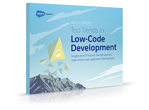 state of low code report