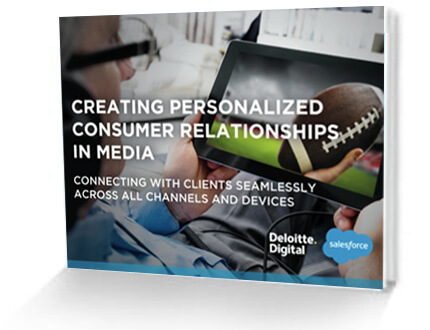Creating Personalized Consumer Relationships in Media