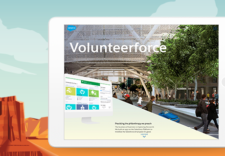 Inside Stories Volunteerforce